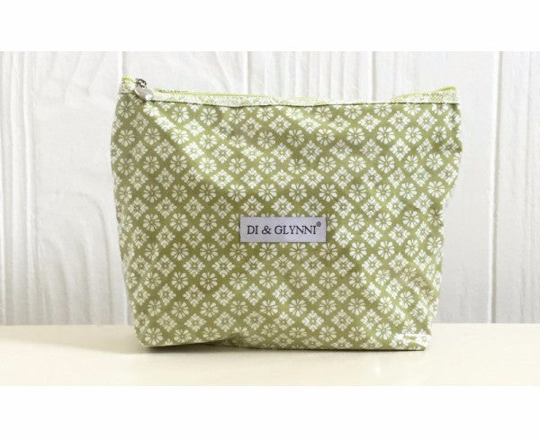 Lime Green Toiletry Bag