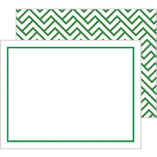 Green Link Notecards
