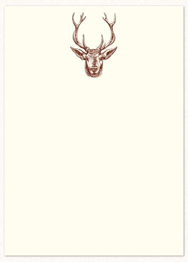 Deer Notecards
