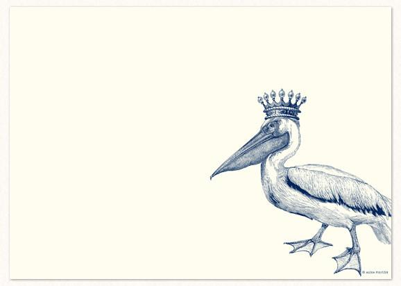 King Pelican Notecards