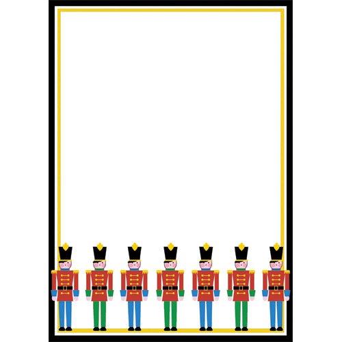 Nutcrackers Notepad