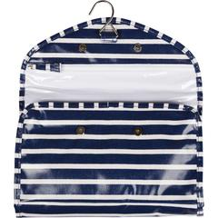 Bateau Stripe Toiletry Hanging Bag