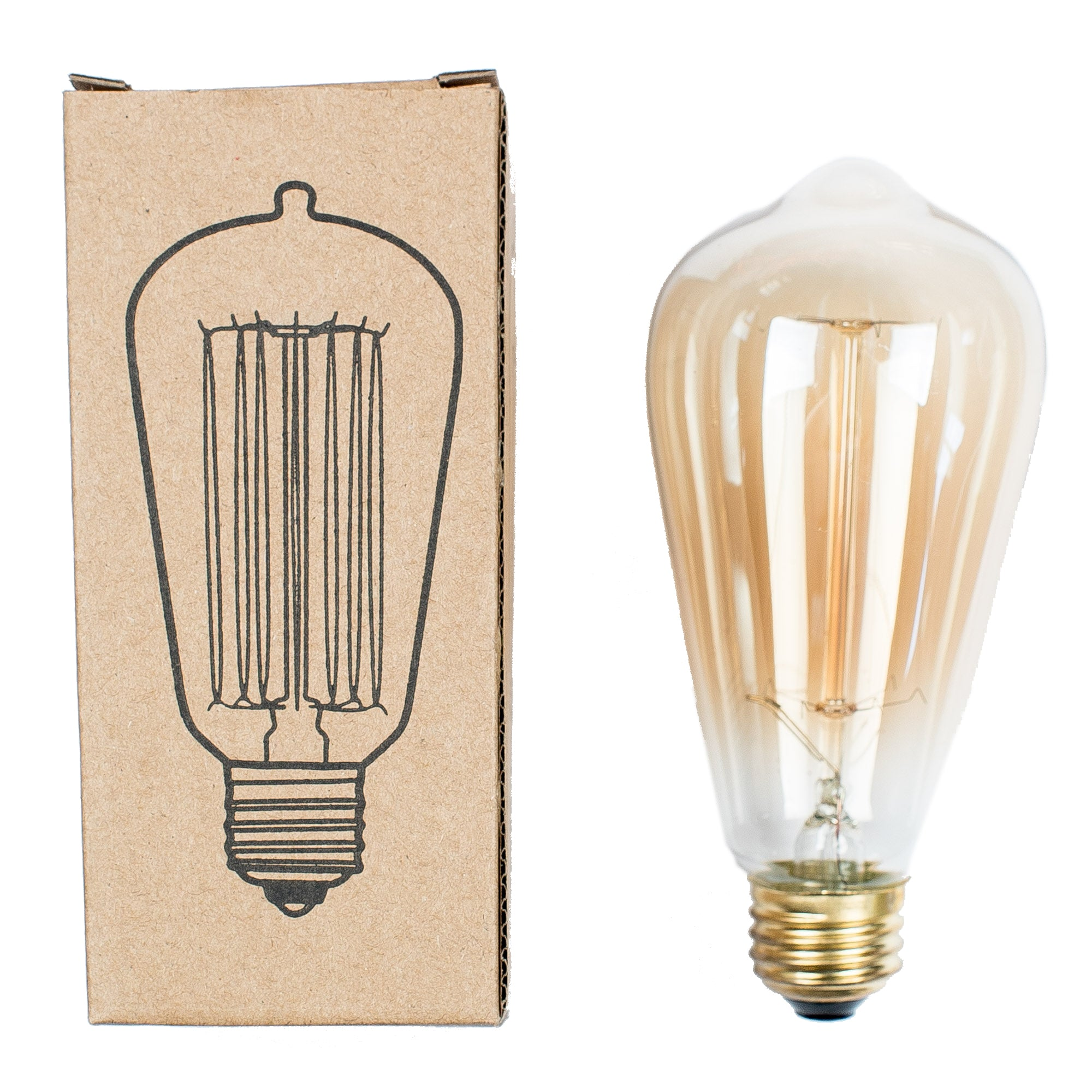 Edison Bulb and Box