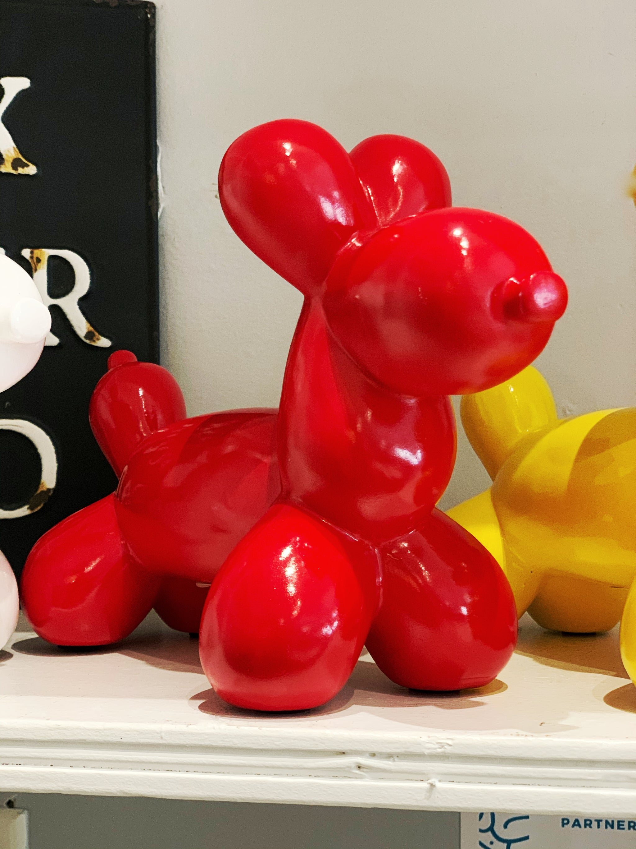 Balloon Animals Decor
