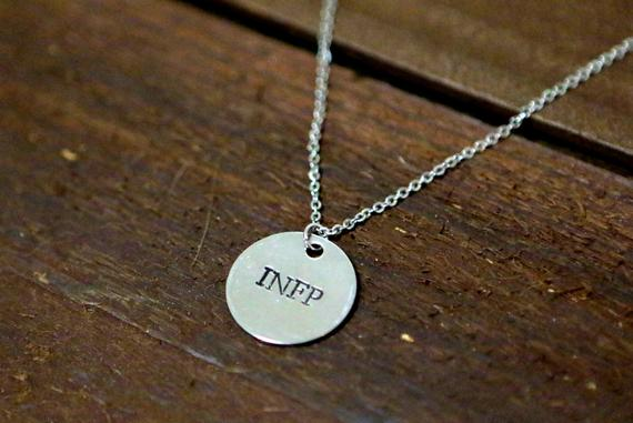 "INFP ""The Mediator"" Necklace"