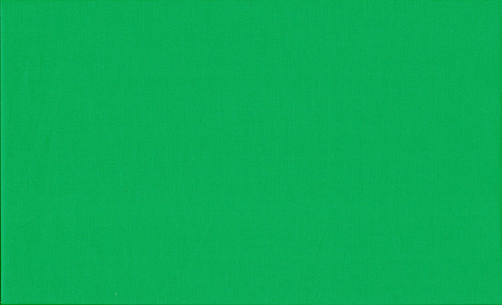 Emerald Green Fabric. 100% Cotton. From the 72 Colour Spectrum Range. Quilting and Crafts.