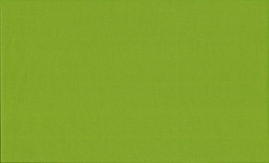 Pistachio Green Fabric. 100% Cotton. Quilting and Crafts. From the 72 Colour Spectrum Range.