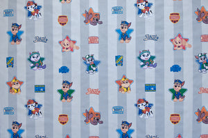 Paw Patrol Fabric - Ready for Action