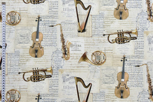 Orchestra Fabric - Music & Musical Instruments