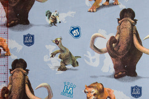 Ice Age Film Fabric
