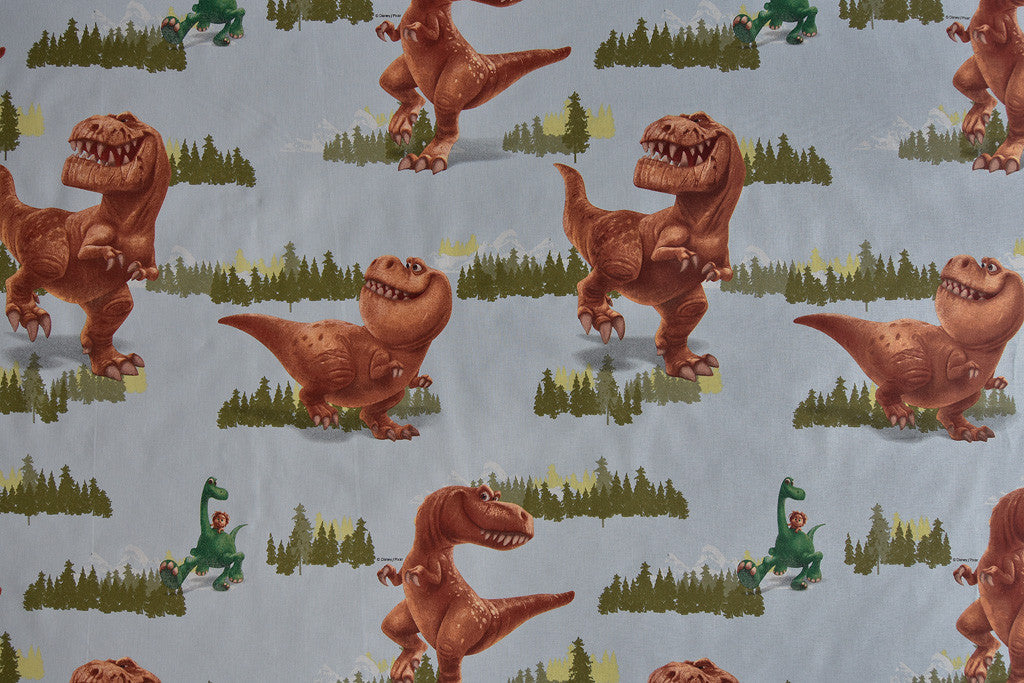 Disney Pixar The Good Dinosaur Fabric