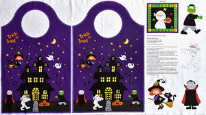 Make Your Own - Trick or Treat Bag