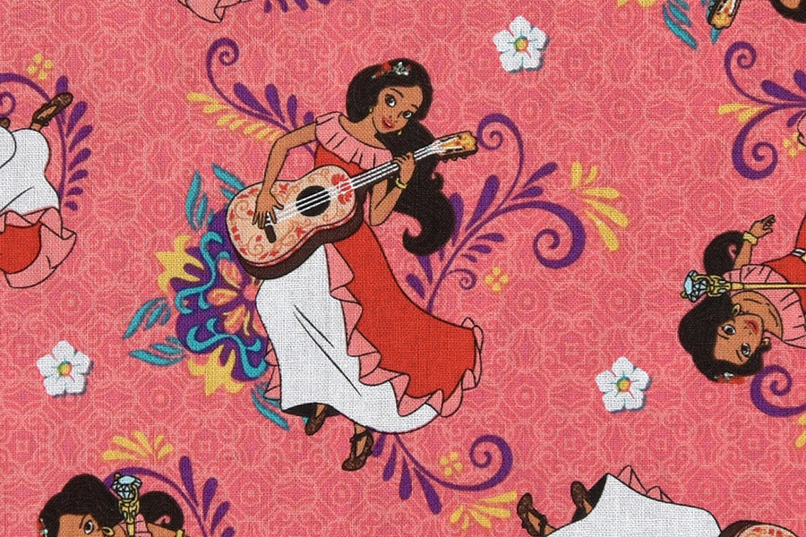 Disney Princess Elena of Avalor Fabric