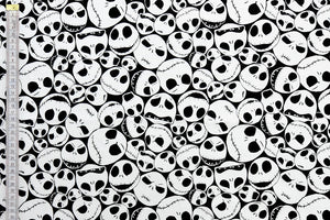 Just Jack Skellington Fabric - The Nightmare before Christmas