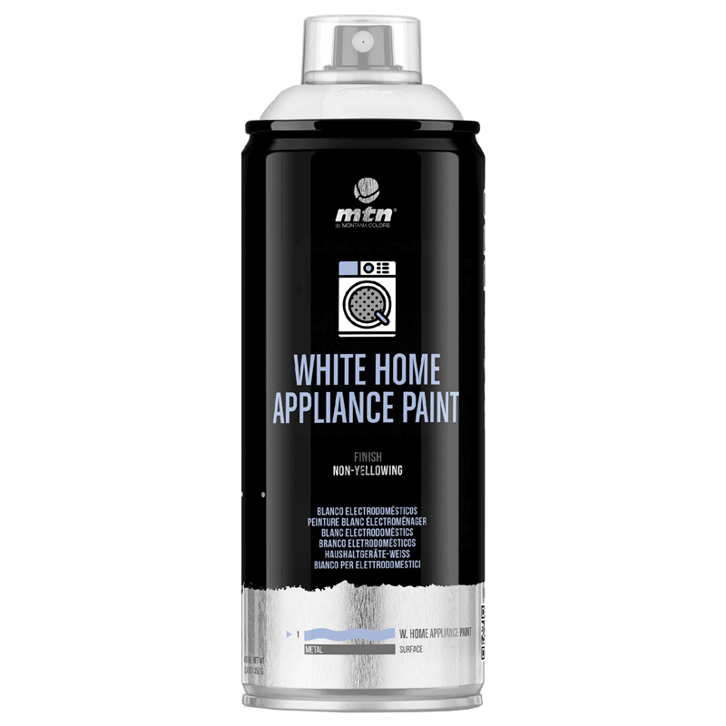 Spray-MTN-PRO-White-Home-Appliance-Paint-Montana-Colors-Tintas-Pinturas