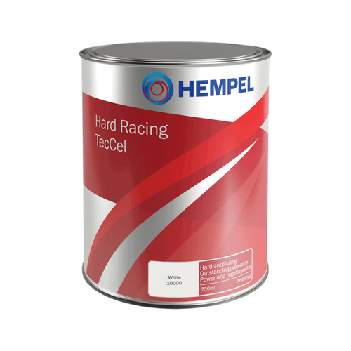 Hempel's Hard Racing Teccel (white) 7688W