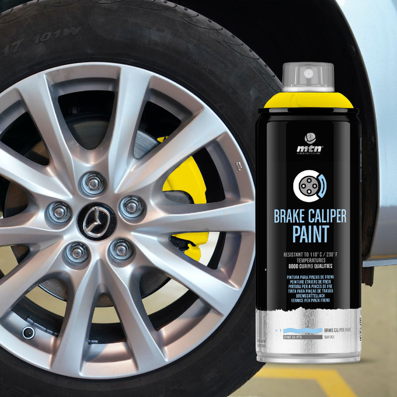 Spray MTN PRO Brake Caliper Paint