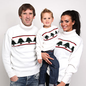 Turtleneck Custom Ugly Sweaters