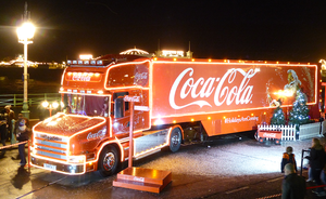 Coca-Cola Holiday Marketing Campaign