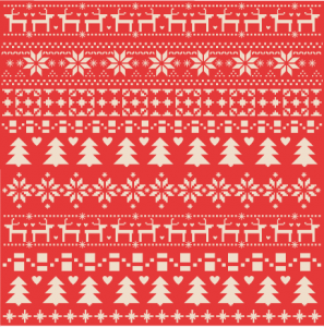Fair Isle Custom Ugly Sweaters