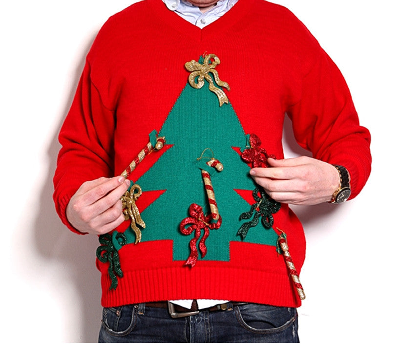 Custom Ugly Sweaters for Employees