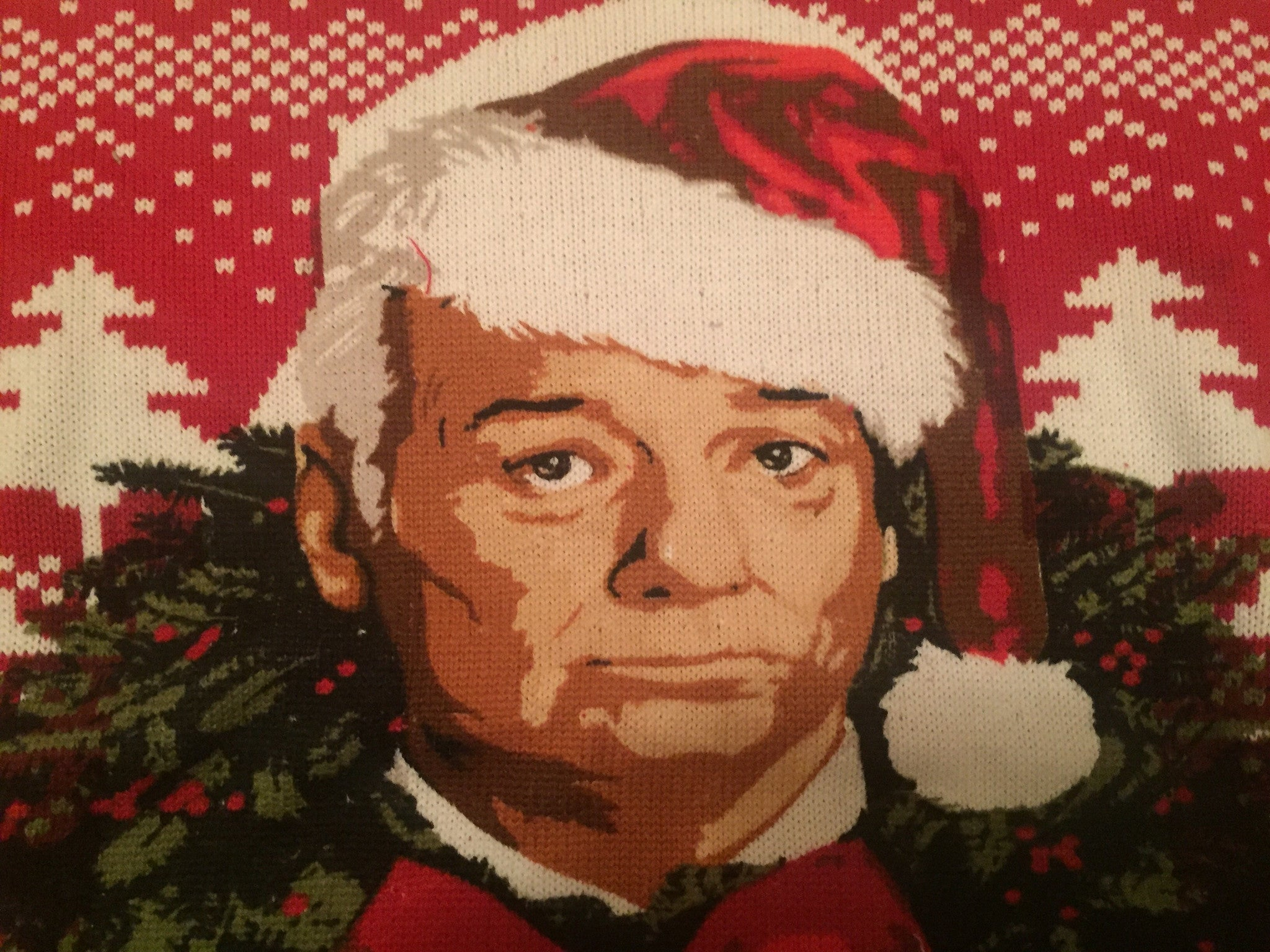 Design A Custom Ugly Christmas Sweater With A Face Roody Originals