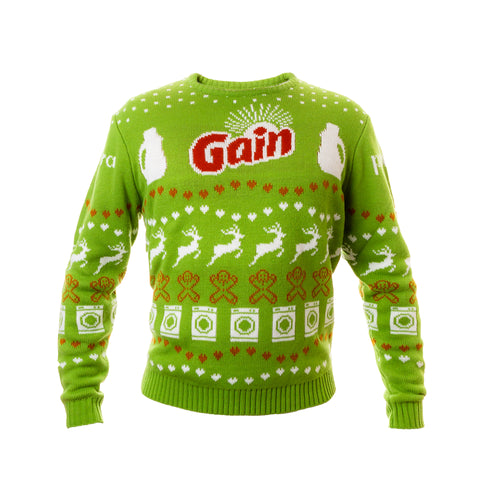 Ugly sweater for Gain