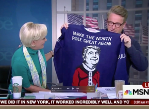 Custom Ugly Sweater for Donald Trump