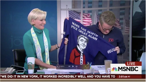 Image of Trump sweater
