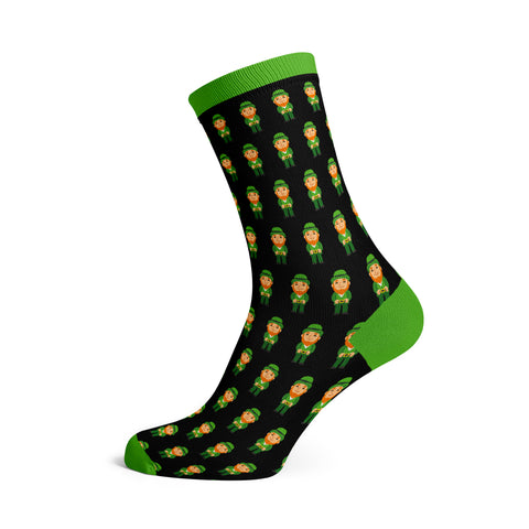 Image of Sock for St Patricks Day