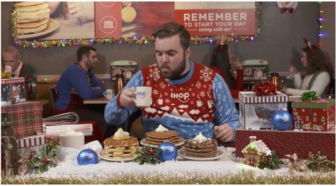 Image of iHop sweater