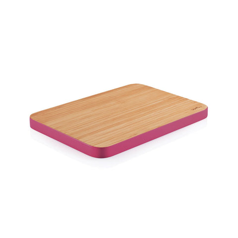 Bamboo Cutting Boards - Medium With Color Edges