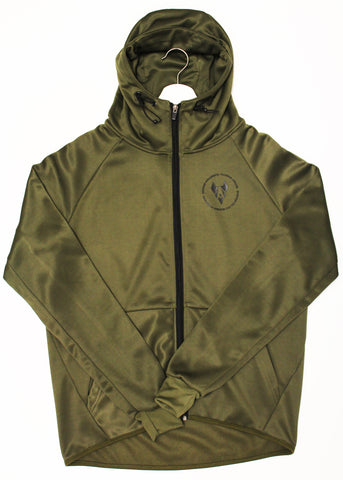 acz100 SCORPION M25 KHAKI TRACKSUIT - HOODED TOP