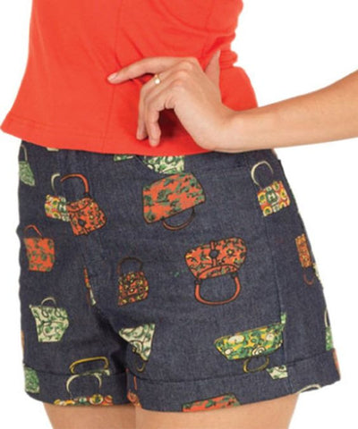 Chica Shorts (Purse)