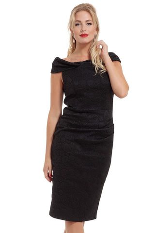 Maisie Dress (Black)
