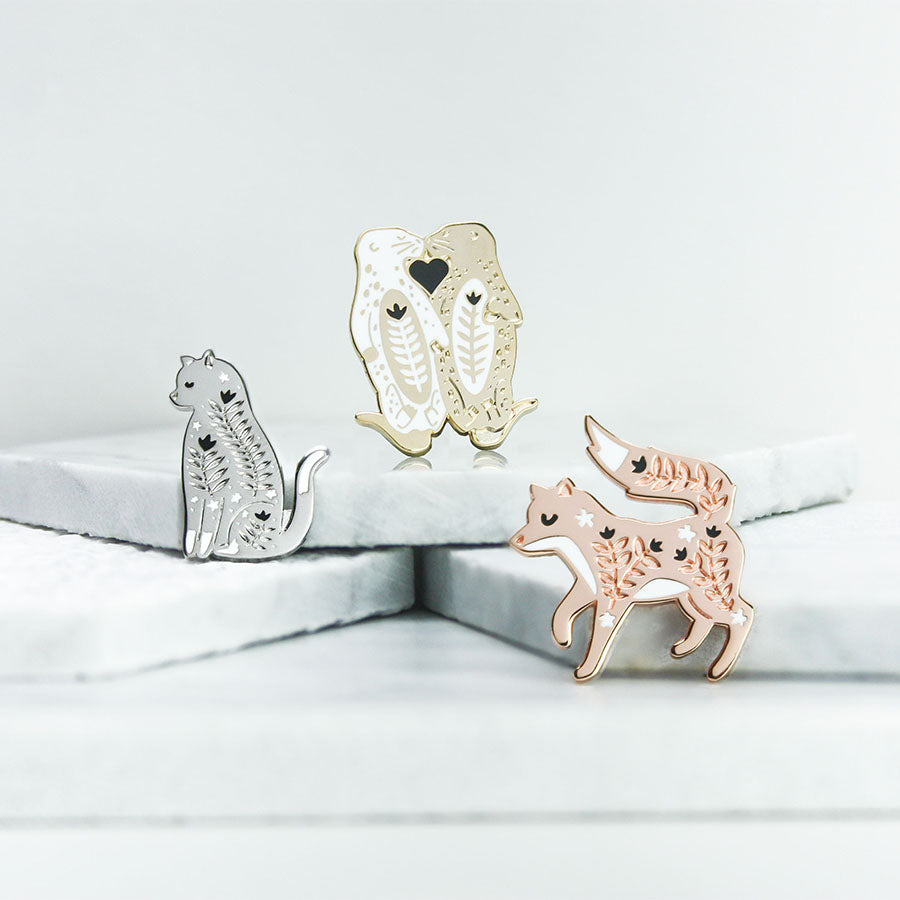 Gift Set of Enamel Pins