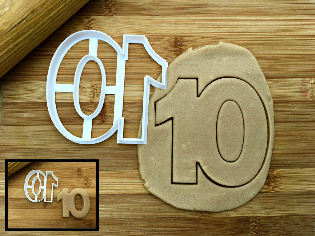 #10 Cookie Cutter