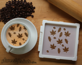 Autumn Mix Cookie Stencil/Coffee Stencil
