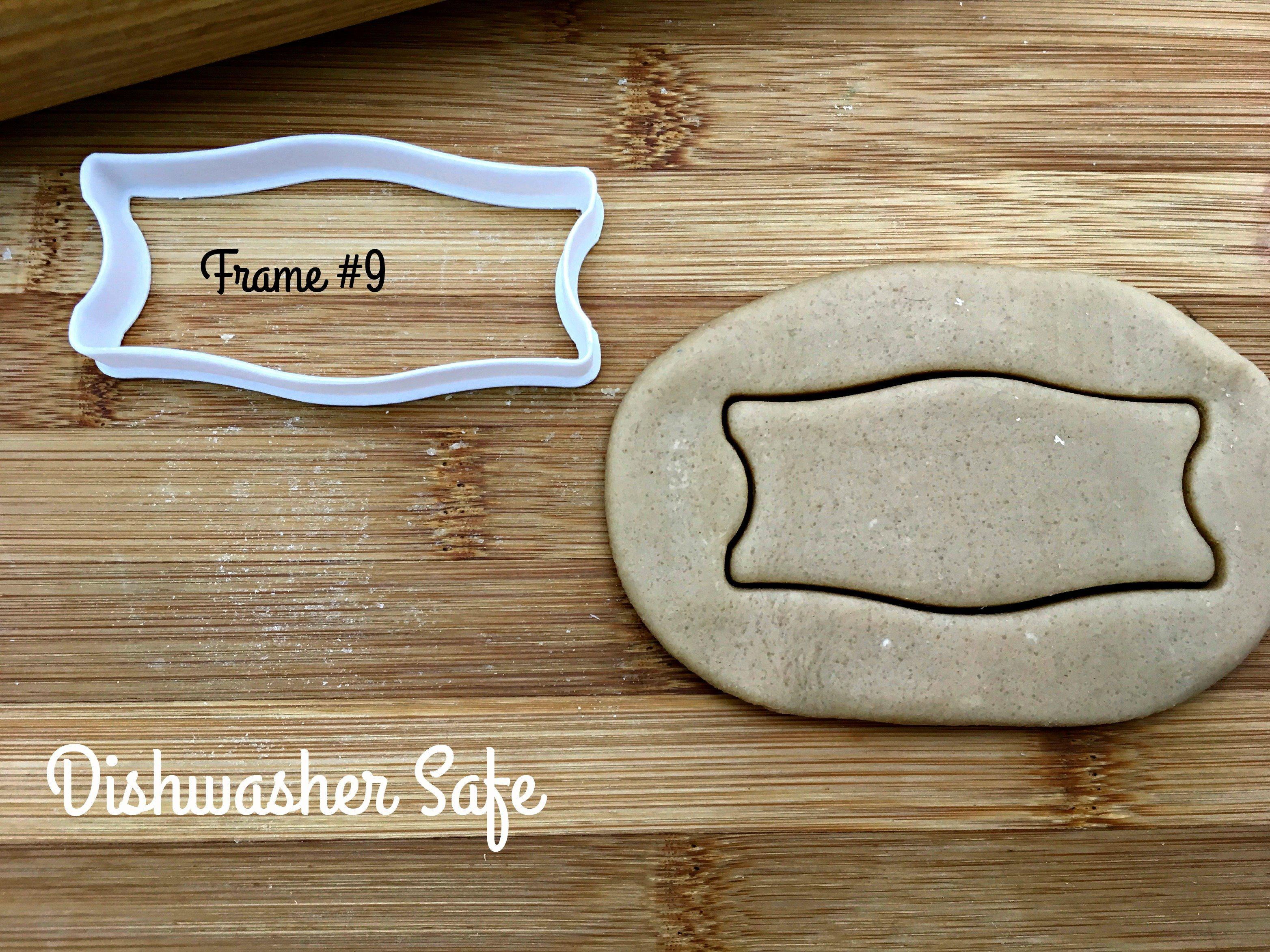 Plaque Cookie Cutter