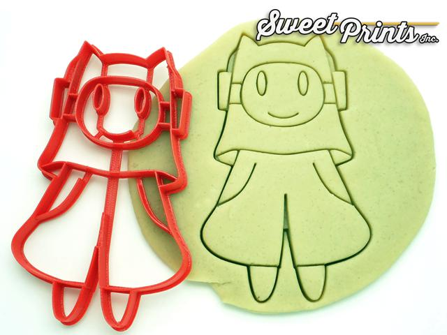 Happy Hopper Cookie Cutter