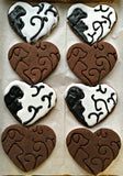 Dog and Cat Heart Cookie Cutter/Dishwasher Safe