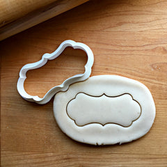 Willow Plaque Cookie Cutter/Dishwasher Safe