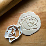 Rose Cookie Cutter/Dishwasher Safe