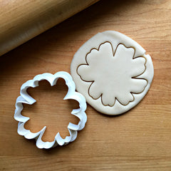 9 Petal Flower Cookie Cutter/Dishwasher Safe