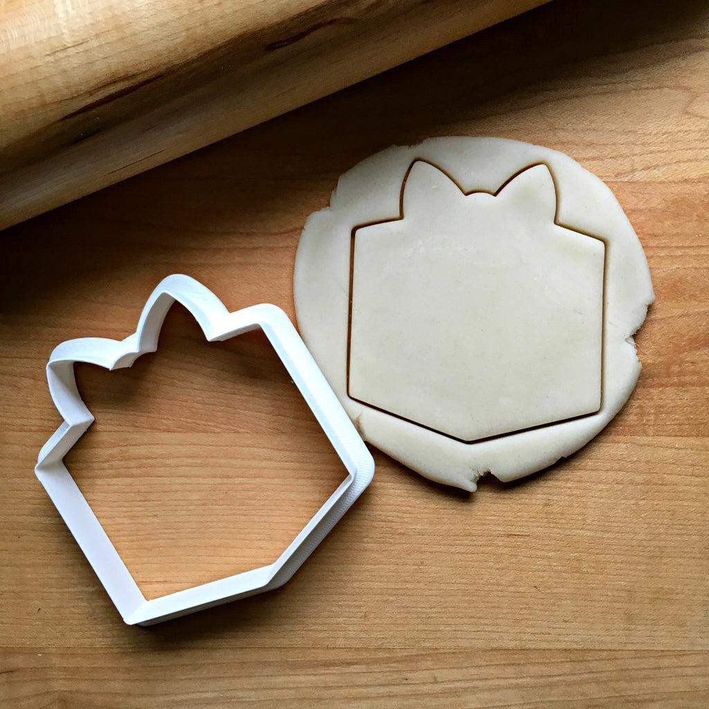 Present/Gift Cookie Cutter/Dishwasher Safe
