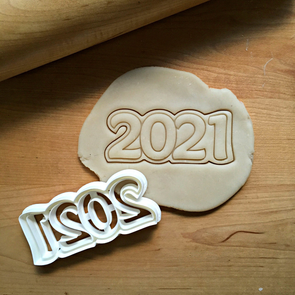 2021 Cookie Cutter/Dishwasher Safe