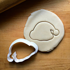 Santa Hat Cookie Cutter/Dishwasher Safe