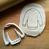 Sweater Cookie Cutter/Dishwasher Safe