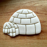 Igloo Cookie Cutter/Dishwasher Safe