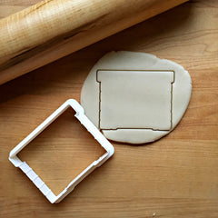 Fireplace Cookie Cutter/Dishwasher Safe